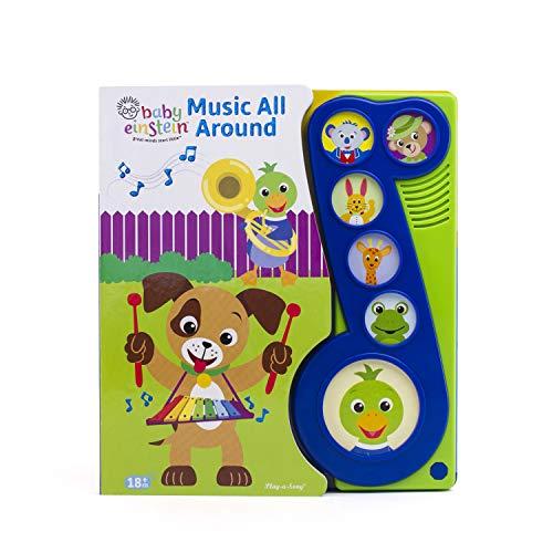 9781450822152: Baby Einstein Little Music Note Sound Board Book