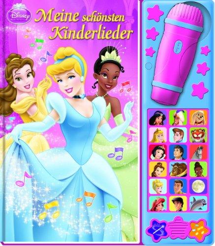 9781450822534: Disney Prinzessinnen. Meine schönsten Kinderlieder
