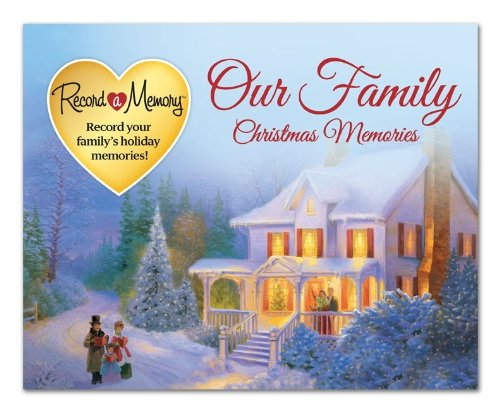9781450822589: Record a Memory Our Family Christmas Memories