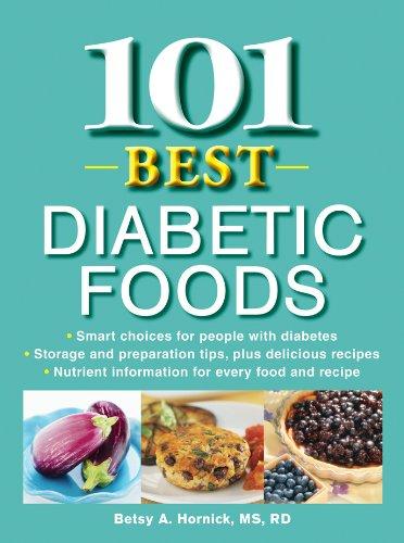 9781450822701: 101 Best Diabetic Foods