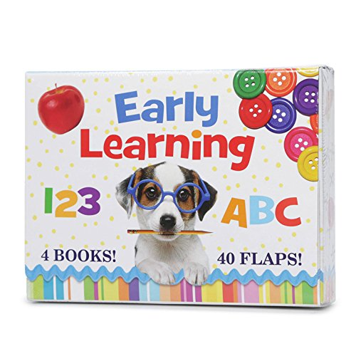 9781450822954: Early Learning 123 ABC