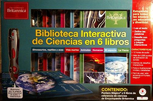 9781450823074: Biblioteca Interactiva De Ciencias En 6 Libros