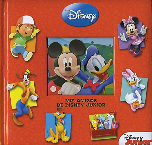 MIS AMIGOS JUNIOR DISNEY: DISNEY ENTERPRISES INC.