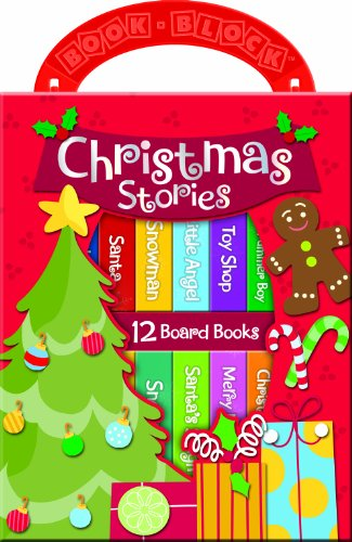 9781450823883: Christmas Stories 12-Book Library