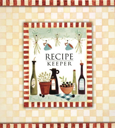 9781450824781: All-in-One Deluxe Recipe Keeper