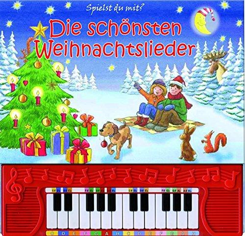 9781450824903: Spielst Du mit? Die schönsten Weihnachtslieder. Mini-Piano-Buch