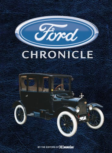 Ford Chronicle: Editors of Publications International LTD