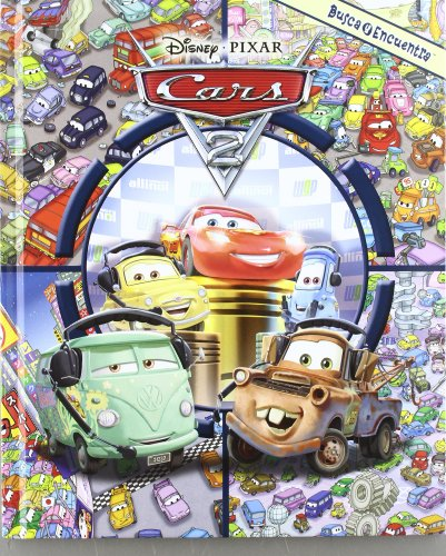 9781450827249: CARS 2 BUSC-ENCU PI KIDS