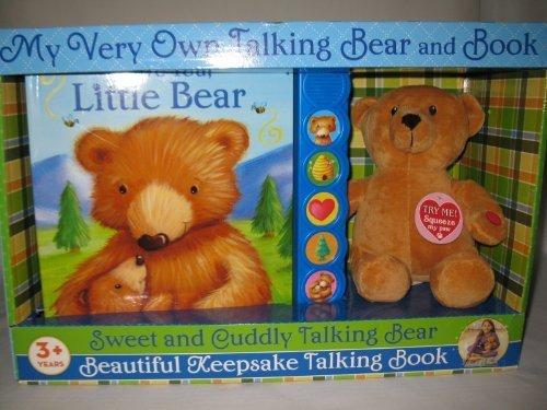 9781450827324: Interactive Talking Mama Bear With Book
