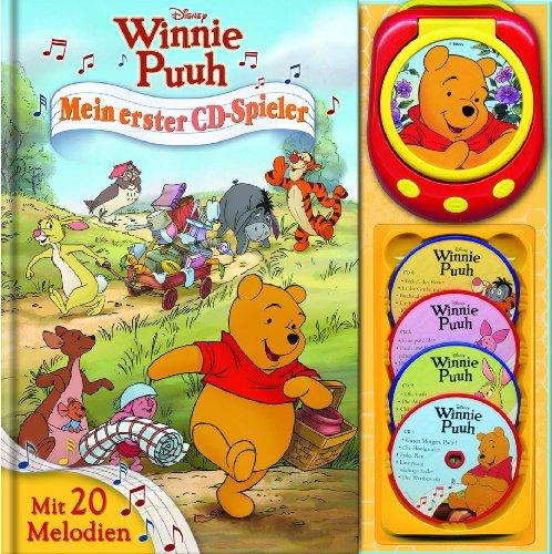 9781450827638: Winnie Puuh. Mein erster CD Spieler