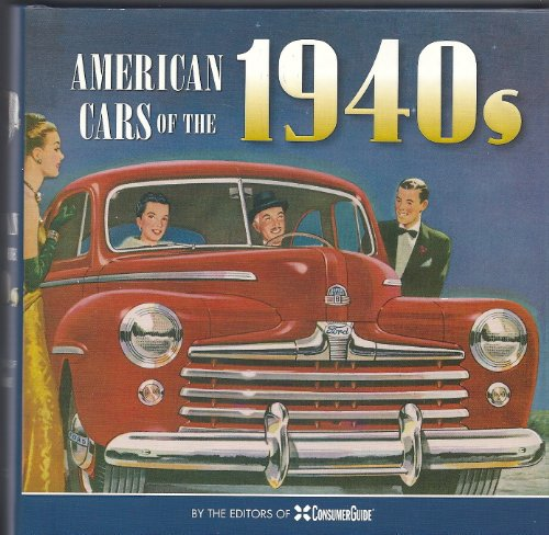 9781450828277: American Cars of the 1940s