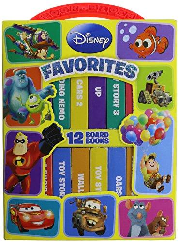9781450830799: Disney Favorites: Pixar: Book Block Set