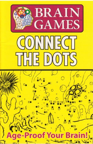 9781450831031: Brain Games: Connect The Dots