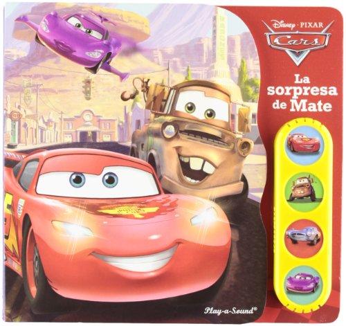 9781450831277: CARS LA SORPRESA DE MATE