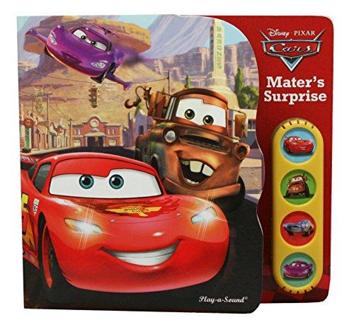 Disney Pixar: Cars: Mater's Surprise: n/a