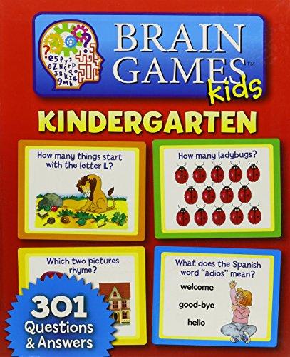 9781450832540: Brain Games Kids K