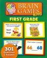 9781450832557: Brain Games Kids First Grade