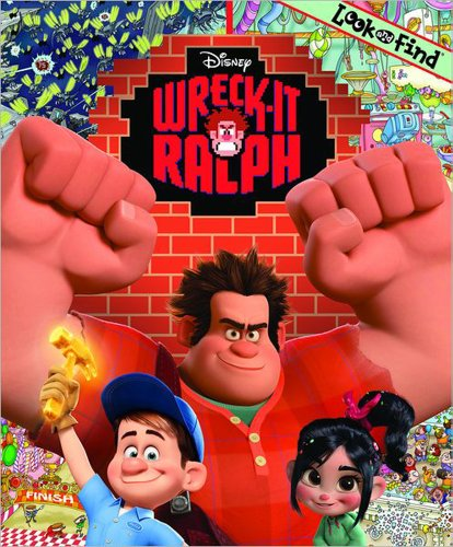 9781450833332: Look and Find: Disney's Wreck-it Ralph (Look and Find)