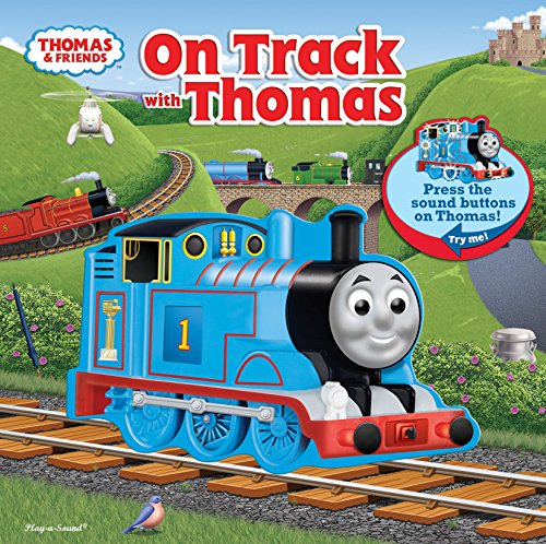 9781450833516: On Track With Thomas (Thomas & Friends)