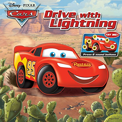 Drive with Lightning Mcqueen (Custom Play-a-Sound Book): Publications International, Ltd.