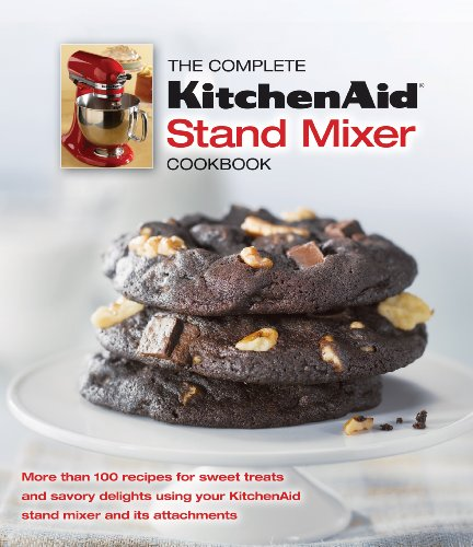 The Complete KitchenAid Stand Mixer Cookbook 9781450833561 The KitchenAid® stand mixer and its attachments can make quick work of anything from bread to bucatini. You may know it whips egg whites