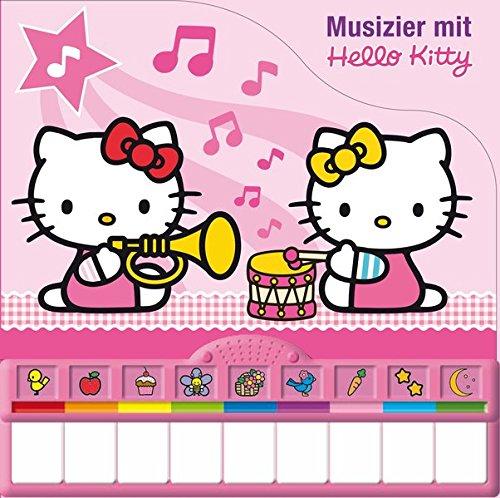 9781450834322: Hello Kitty Klavier: Musizier mit Hello Kitty