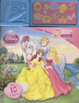 9781450835565: Disney Prinzessinnen, Soundbuch interaktiv