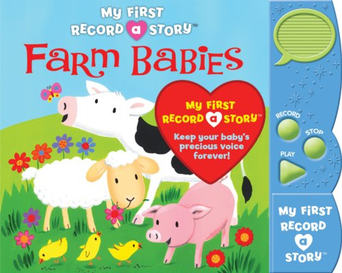 9781450836906: My First Record a Story: Farm Babies