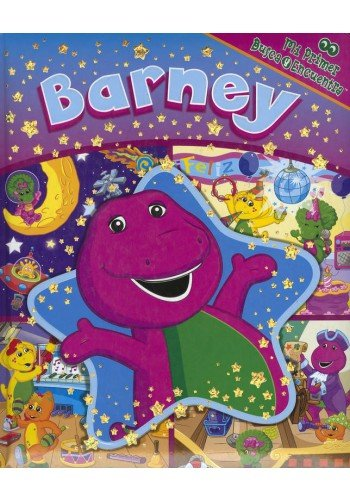 9781450837316: BARNEY - MI PRIMER BUSCA Y ENCUENTRA (Spanish Edition)