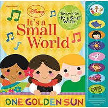 9781450837644: Disney: It's A Small World: Play-a-Sound