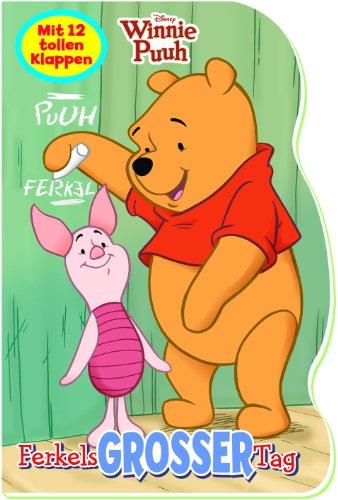 9781450839884: Winnie Puuh - Ferkels großer Tag: Pappbilderbuch mit Klappen