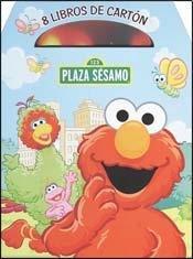 9781450840941: 8 LIBROS DE CARTON PLAZA SESAMO (Spanish Edition)