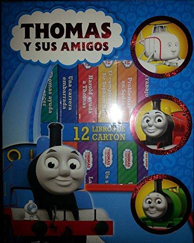 9781450842914: THOMAS Y SUS AMIGOS (Spanish Edition)