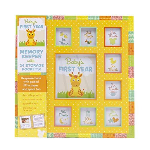 9781450847094: Baby's First Year Memory Keeper