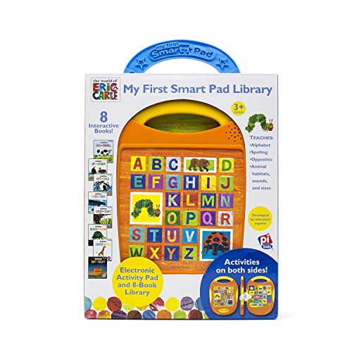 Eric Carle: My First Smart Pad Library (1450850014) by Editors of Publications International