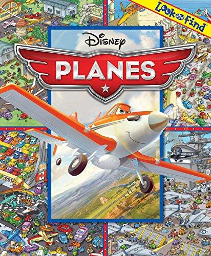 9781450850360: Disney Pixar: Planes: Look and Find