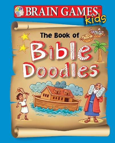 9781450851183: Brain Games: Book of Bible Doodles, The