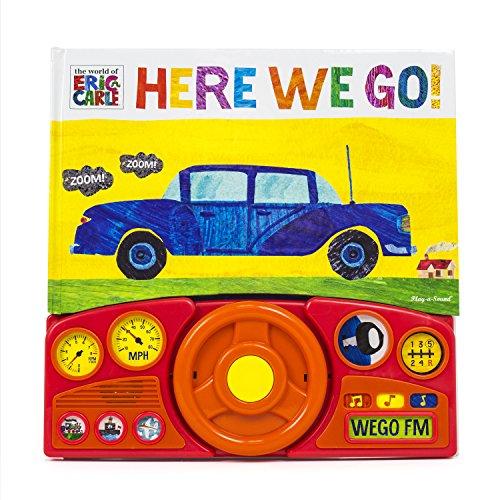 9781450851244: Eric Carle Steering Wheel (The World of Eric Carle)
