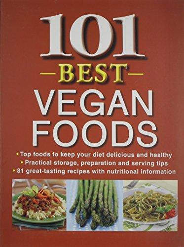 9781450851251: 101 Best Vegan Foods
