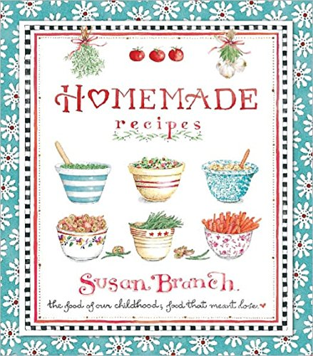 9781450853668: New Seasons Hardcover Deluxe Recipe Binder Blue Daisy Susan Branch