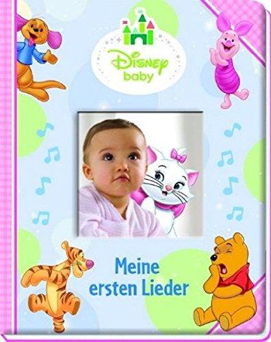 9781450857864: Disney Baby, Meine ersten Lieder - Vorlese-Pappbilderbuch