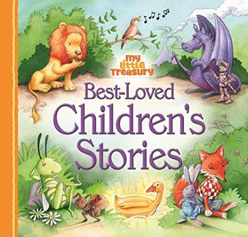 9781450858427: My Little Treasury Best-Loved Children's Stories