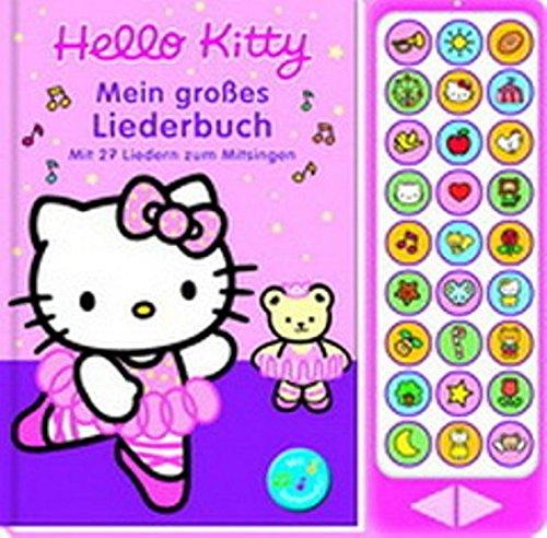 9781450859486: Hello Kitty, Mein großes Liederbuch mit 27 Liedern: mit 27 bekannten Kinderliedern