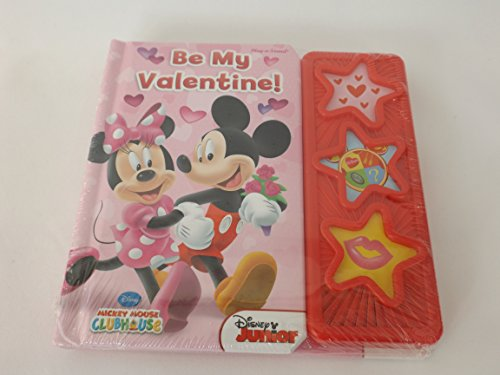 9781450860185: Mickey Mouse Clubhouse: Be My Valentine