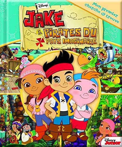 9781450860772: Jake et les pirates du pays imaginaire : Mon premier cherche et trouve