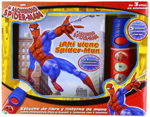 9781450861090: ¡Ahí Viene Spiderman!