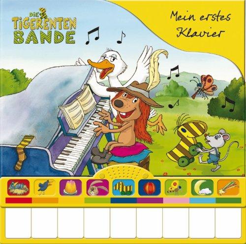 9781450861168: Tigerentenbande - Mein erstes Klavier