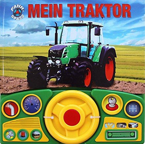 9781450861175: Lenkradbuch: Mein Traktor