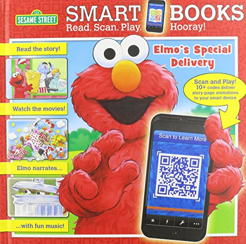 9781450861953: Sesame Street: Elmo's Special Delivery: Smart Book