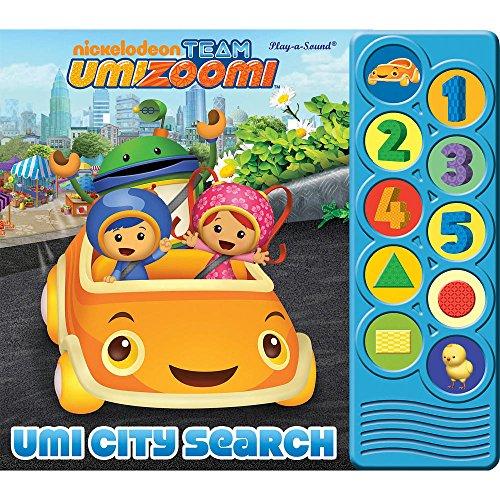9781450862820: Tem Umizoomi Umi City Search